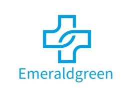 Emeraldgreen门店logo设计