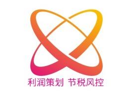 利润策划 节税风控公司logo设计