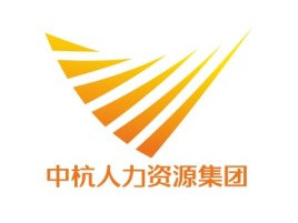中杭人力资源集团公司logo设计