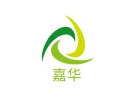 嘉华公司logo设计