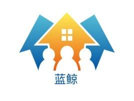蓝鲸公司logo设计