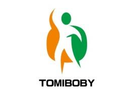 TOMIBOBY店铺标志设计