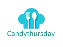 Candythursday品牌logo设计