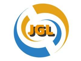 JGL公司logo设计