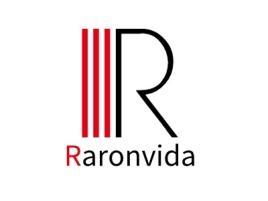Raronvida品牌logo设计