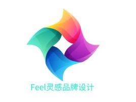 Feel灵感品牌设计公司logo设计