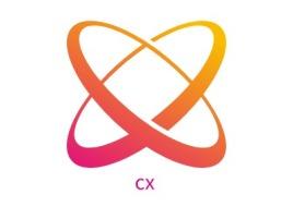 cx公司logo设计