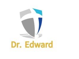 Dr. Edward门店logo标志设计
