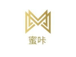 蜜咔门店logo设计