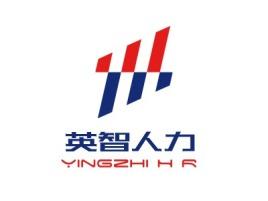 英智人力公司logo设计