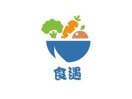 食遇店铺logo头像设计