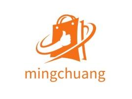 mingchuang店铺标志设计
