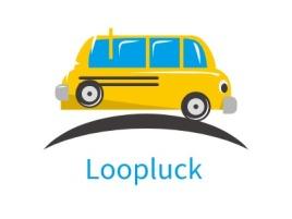 Loopluck公司logo设计