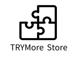 TRYMore Store店铺标志设计