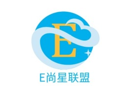 E尚星联盟公司logo设计