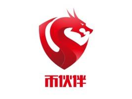 币伙伴公司logo设计