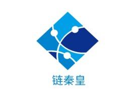 链秦皇公司logo设计