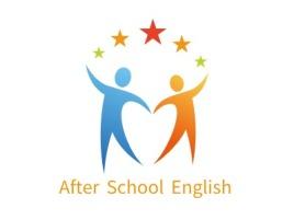 After School Englishlogo标志设计
