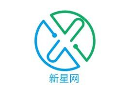 新星网公司logo设计