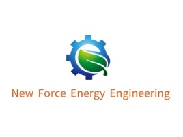 New Force Energy Engineering企业标志设计