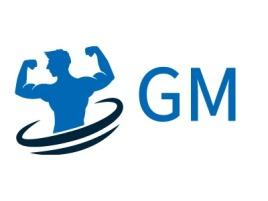 GM公司logo设计