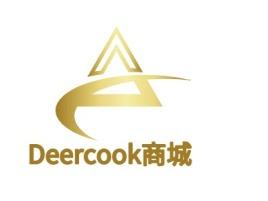 Deercook商城店铺标志设计