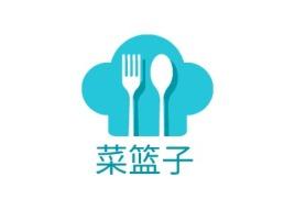菜篮子品牌logo设计