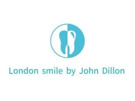 London smile by John Dillon门店logo标志设计