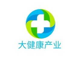 大健康产业品牌logo设计