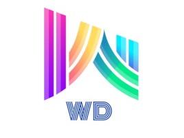 WD公司logo设计