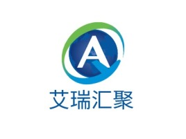 艾瑞汇聚公司logo设计