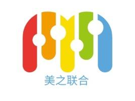 美之联合门店logo设计