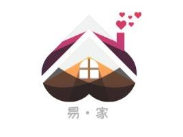 易·家企业标志设计