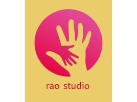 rao studio门店logo设计