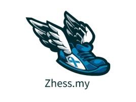 Zhess.my店铺标志设计