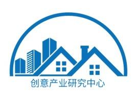 创意产业研究中心logo标志设计