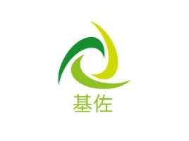 基佐公司logo设计