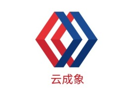 云成象公司logo设计