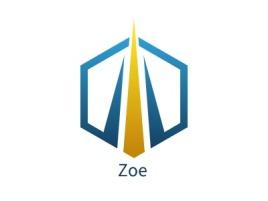 Zoe店铺标志设计