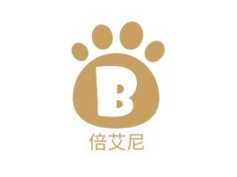 倍艾尼门店logo设计