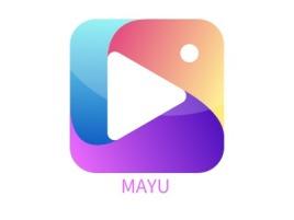 MAYUlogo标志设计