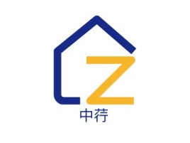 中荇企业标志设计