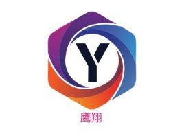 鹰翔公司logo设计