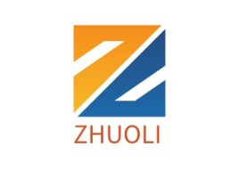 ZHUOLI店铺标志设计