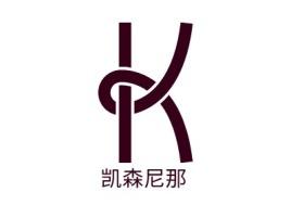 凯森尼那公司logo设计