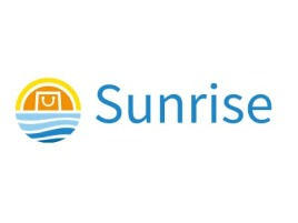 Sunrise店铺标志设计