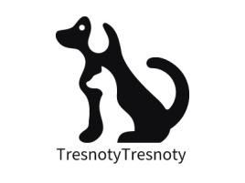 TresnotyTresnoty门店logo设计