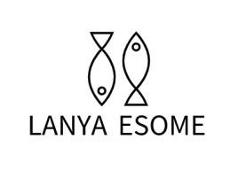 LANYAWESOME店铺logo头像设计