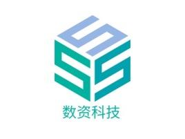 数资科技公司logo设计