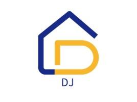 DJ企业标志设计